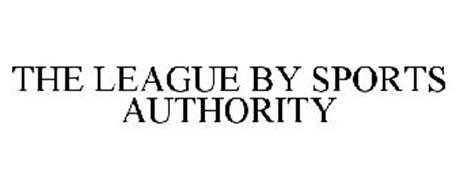 THE LEAGUE BY SPORTS AUTHORITY