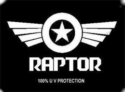 RAPTOR 100% UV PROTECTION