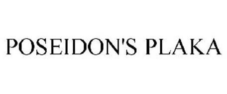 POSEIDON'S PLAKA