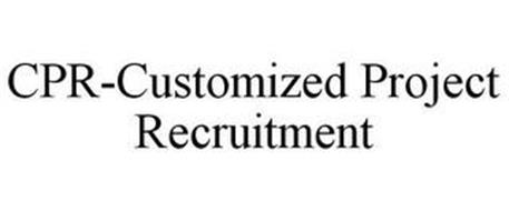 CPR-CUSTOMIZED PROJECT RECRUITMENT