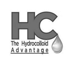 HC THE HYDROCOLLOID ADVANTAGE