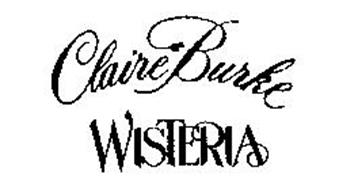 CLAIRE BURKE WISTERIA