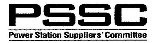 PSSC POWER STATION SUPPLIERS'COMMITTEE