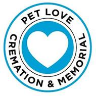 PET LOVE CREMATION & MEMORIAL
