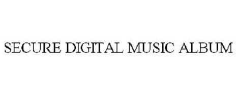 SECURE DIGITAL MUSIC ALBUM