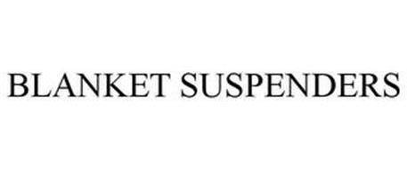 BLANKET SUSPENDERS