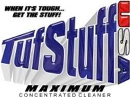 Tufstuff Usa Maximum Concentrated Cleaner When It S Tough