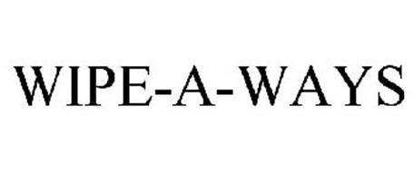 WIPE-A-WAYS