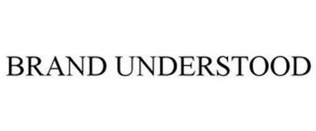 BRAND UNDERSTOOD