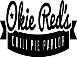 OKIE RED'S CHILI PIE PARLOR