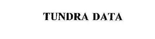 TUNDRA DATA
