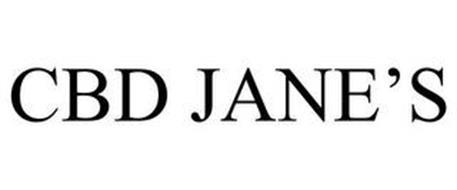 CBD JANE'S
