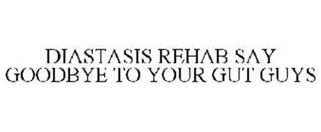DIASTASIS REHAB SAY GOODBYE TO YOUR GUT, GUYS