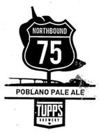 NORTHBOUND 75 POBLANO PALE ALE TUPPS BREWERY