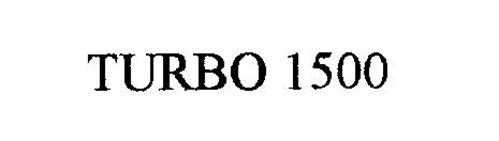 TURBO 1500