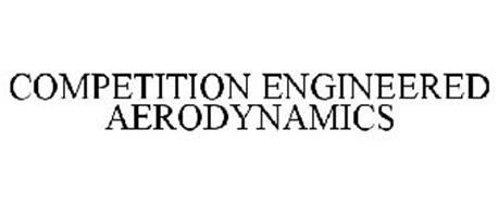 COMPETITION ENGINEERED AERODYNAMICS