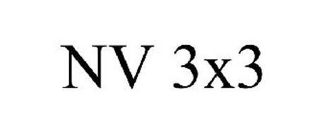 NV 3X3
