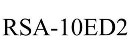 RSA-10ED2