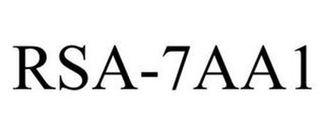 RSA-7AA1