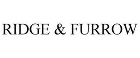 RIDGE & FURROW