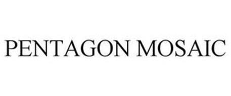 PENTAGON MOSAIC