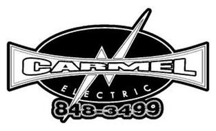 CARMEL ELECTRIC 848-3499