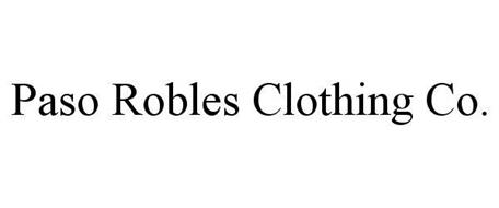 PASO ROBLES CLOTHING CO.