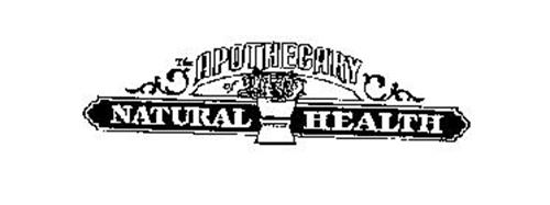 THE APOTHECARY OF NATURAL HEALTH