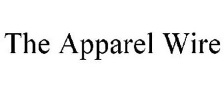 THE APPAREL WIRE