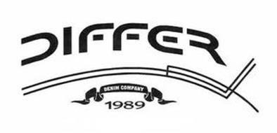DIFFER DENIM COMPANY 1989