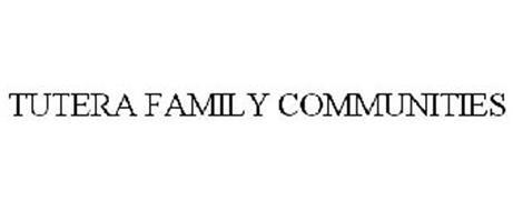 TUTERA FAMILY COMMUNITIES