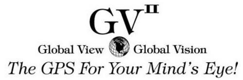GVII THE GPS FOR YOUR MIND'S EYE!
