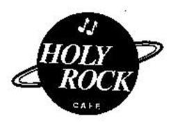 HOLY ROCK CAFE