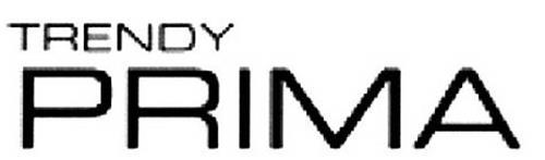 TRENDY PRIMA