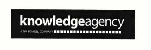 KNOWLEDGE AGENCY - ATW POWELL COMPANY
