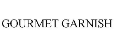 GOURMET GARNISH