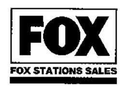 FOX FOX STATIONS SALES