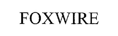FOXWIRE