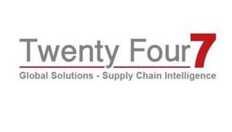 TWENTY FOUR 7 GLOBAL SOLUTIONS - SUPPLY CHAIN INTELLIGENCE