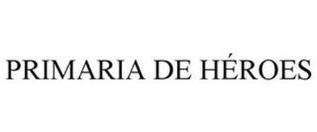 PRIMARIA DE HÉROES