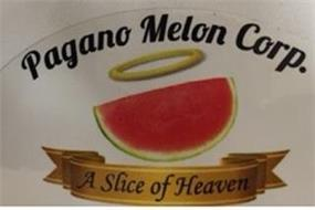 PAGANO MELON CORP. A SLICE OF HEAVEN