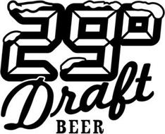29° DRAFT BEER