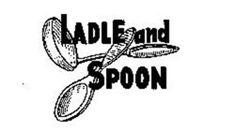LADLE AND SPOON