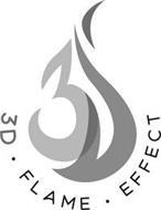 3D 3D FLAME EFFECT
