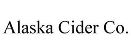 ALASKA CIDER CO.
