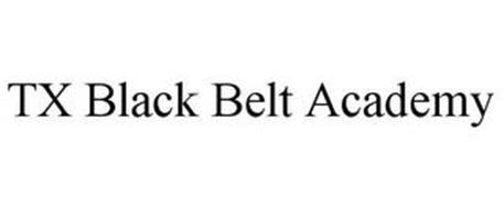 TX BLACK BELT ACADEMY