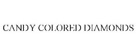 CANDY COLORED DIAMONDS