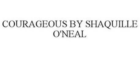 COURAGEOUS BY SHAQUILLE O'NEAL
