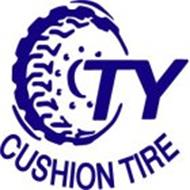 TY CUSHION TIRE