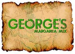 GEORGE'S MARGARITA MIX